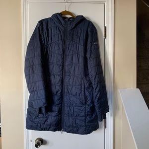 Omni Heat Columbia Jacket - Long